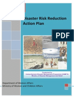 Disaster Risk Reduction Action Plan by DoWA -2012
