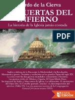 LAS PUERTAS DEL INFIERNO. La historia de la Iglesia jamás contada - Ricardo de la Cierva
