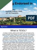 ct 100 presentation fall2014