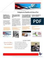 Boletín Cuba de Verdad Nº 64-2015