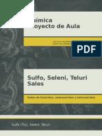 Quimica Sulfo Seleni Teluri
