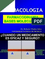 Farmacodinamia y Seã_alizacion Intracelualr