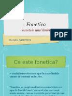 fonetica psiholingvistica