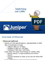 5 - Ethernet Switching and VLANs