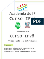 Aula 1 - O Esgotamento Do IPv4