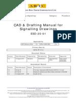 Signaling Drawing Manual