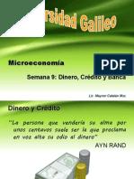 dinero credito y dinero Cr Dito y Banca