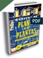 164 Modelos de Planos de Casas_AF