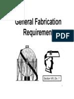 3 Fabrication