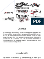 Proyecto Drone