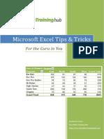Excel Tips & Tricks E-Book V1.1