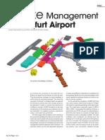 Smoke Management at Frankfurt Airport