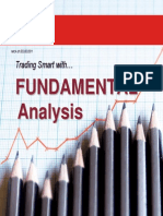 Trading Smart With Fundamental Analysis