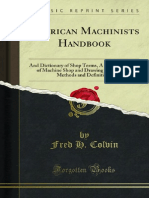 American Machinists Handbook 1000165626
