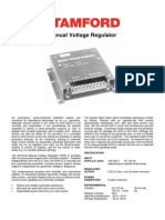Manual Voltage Regulator STAMFORD