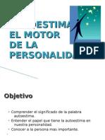 Autoestima El Motor de La Personal Id Ad 2