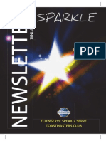 Newsletter Sparkle