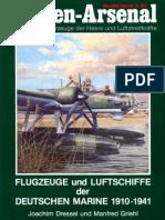 Waffen-Arsenal S-23 - Flugzeuge Und Luftschiffe Der Deutschen Marine 1910-1941
