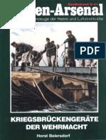 Waffen-Arsenal S-41 - Kriegsbrückengeräte Der Wehrmacht