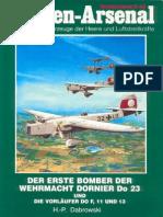 Waffen-Arsenal S-32 - Der Erste Bomber Der Wehrmacht Dornier Do 23