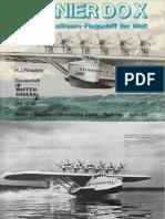 Waffen-Arsenal Sonderheft - Dornier DO X - Das Erste Grossraum-Flugschiff Der Welt