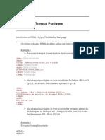 HTML-TP