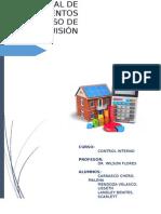 Indice Manual de Procedimientos en La Adquisición de Bienes y Servicios (1)