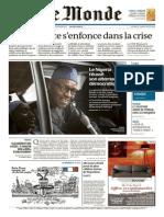 Monde 2 en 1 Du Jeudi 02 Avril 2015