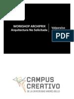 Presentación Workshoparchiprix Ans Valparaiso