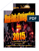 Brochure WEI 2015