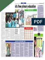 National news reporting (Print)