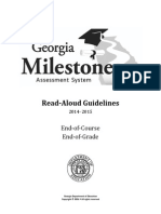 2014-2015 ga milestones read-aloudguidelines