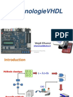 Cours Technologie Vhdl WE - V1.1