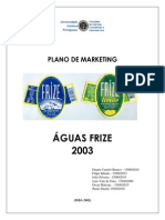 Plano de Marketing Frize