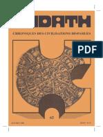 Kadath Chroniques Des Civilisations Disparues - 062
