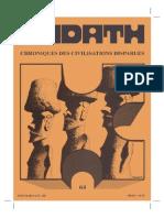 Kadath Chroniques Des Civilisations Disparues - 064