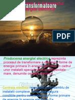 Producerea Si Transportul Energiei Electrice