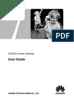 HG532s Control d'Acces