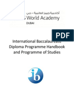 gwa dp programme of studies 2014-15