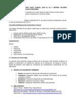 Suárez Baldeón - 13010083 - Cuidados Clínicos.