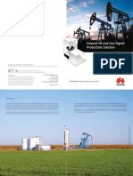 Huawei Oil and Gas Digital Production Solution Brochure-SD
