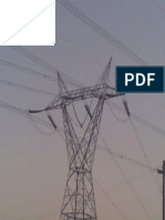 400 kv electrical tower