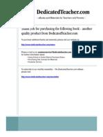 DTR-Fractions and Decimals 3-4