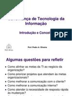 Governança TI - Introduçao e Conceitos