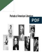 01 Periods of American Literature