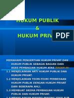 Hk Publik & Hk Privat