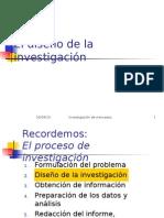Tema2bis Diseño Dela Investigacion