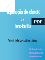 Cloreto t Butil
