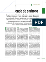 El Mercado de Carbono