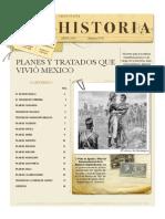 Tratados y Planes de México